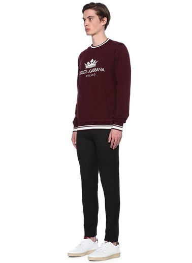 Dolce&Gabbana Sweatshirt Bordo